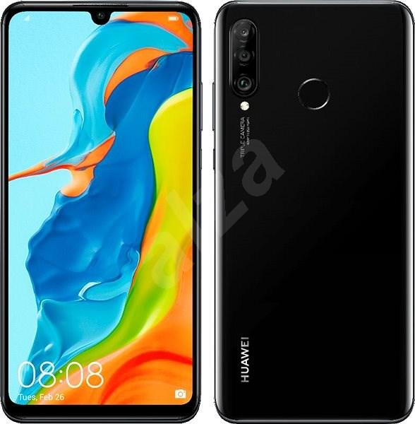 Huawei P30 Lite NEW EDITION 64 GB čierny - Mobilný telefón