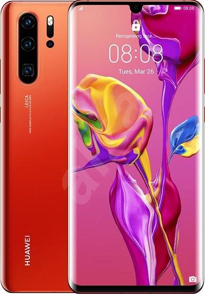 HUAWEI P30 Pro 128 GB gradientná červená - Mobilný telefón