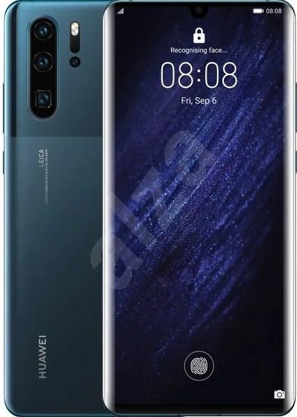 HUAWEI P30 Pro 128GB modrý - Mobilný telefón