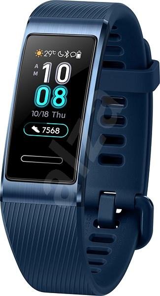 Huawei Band 3 Pro Blue - Fitness náramok