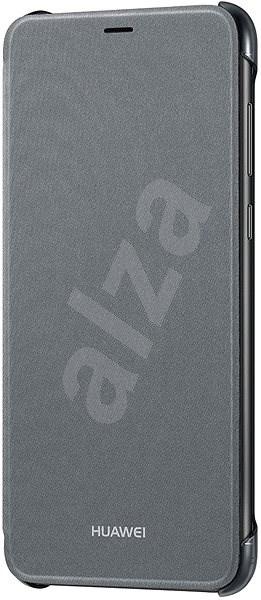 Huawei Original Folio Black pre P Smart - Puzdro na mobil