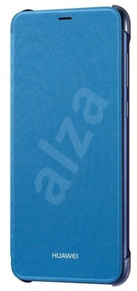 Huawei Original Folio Blue pre P Smart - Puzdro na mobil