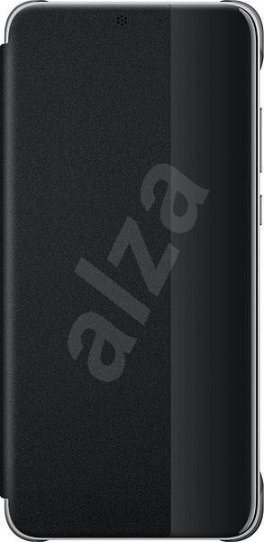 Huawei Original S-View Black pre P20 Pro - Puzdro na mobil