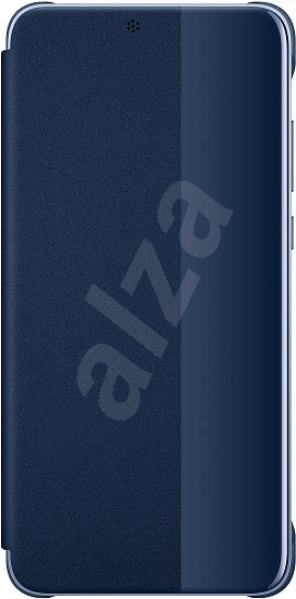 Huawei Original S-View Blue pre P20 Pro - Puzdro na mobil