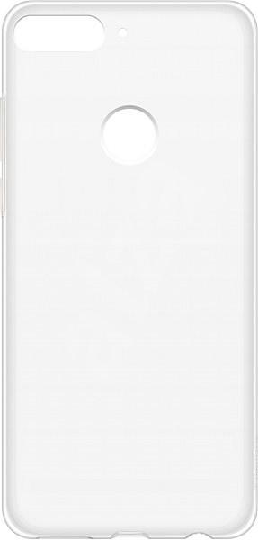 Huawei Original Protective Puzdro Transparent pre Y7 Prime 2018 (EU Blister) - Kryt na mobil