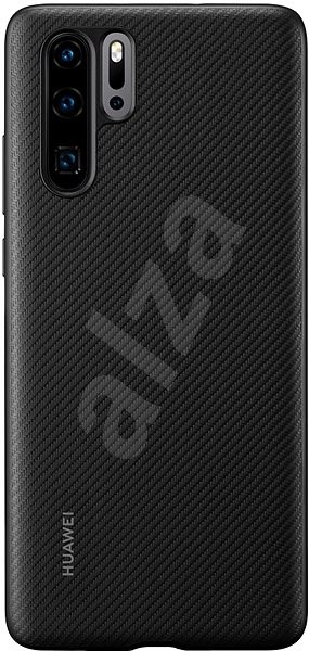 Huawei Original PU Puzdro Black na P30 Pro - Kryt na mobil