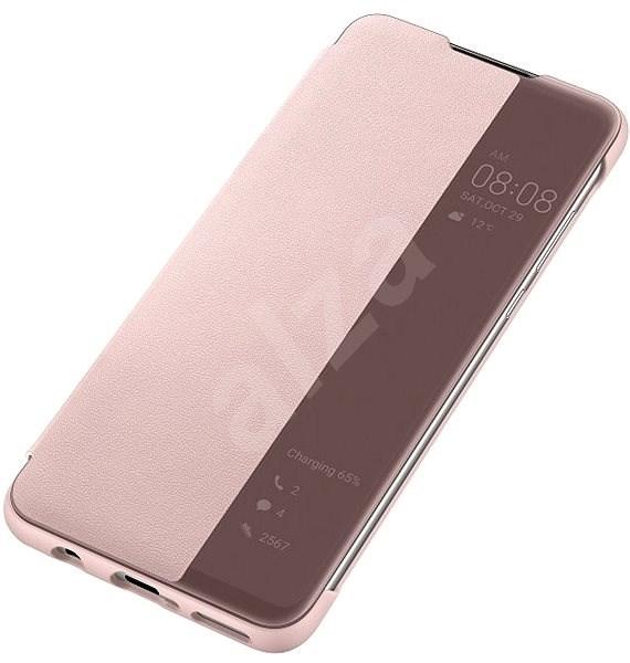 ead52e72a Huawei Original S-View Puzdro Pink na P30 Lite - Puzdro na mobil ...