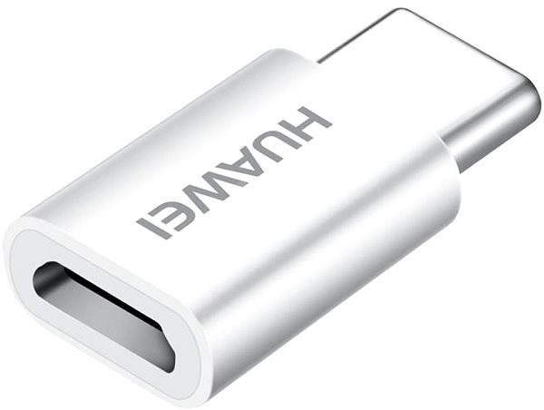 Huawei Original USB-C Adapter AP52 White - Redukcia