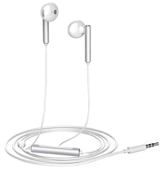 Huawei Original Stereo headset AM115 White (EU Blister) - Slúchadlá s mikrofónom