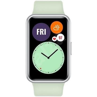 Huawei Watch Fit Mint Green - Smart hodinky