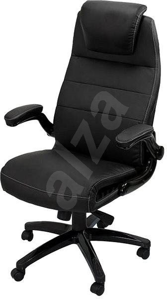 Hawaj Deluxe čierne - Kancelárske kreslo