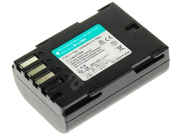 AVACOM za Pentax D-LI90 Li-ion 7,2 V, 1 620 mAh, 11,7 Wh - Batéria do notebooku