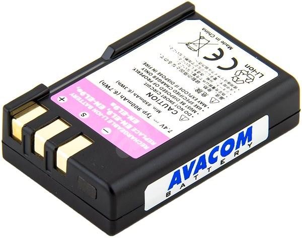 AVACOM za Nikon EN-EL9, EN-EL9A, EN-EL9E Li-Ion 7,4 V 900 mAh 6,7 Wh - Batéria do fotoaparátu
