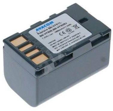 AVACOM za JVC BN-VF808, VF815, VF823 Li-ion 7,2 V 1600 mAh 11,5 Wh - Nabíjateľná batéria
