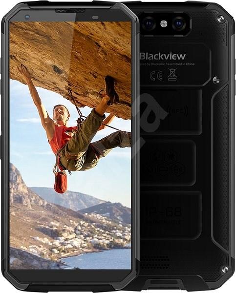 Blackview GBV9500 čierna - Mobilný telefón