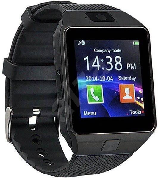IMMAX SW1 čierne - Smart hodinky