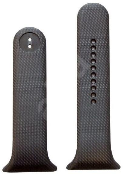 IMMAX pre hodinky SW6, čierny - Remienok