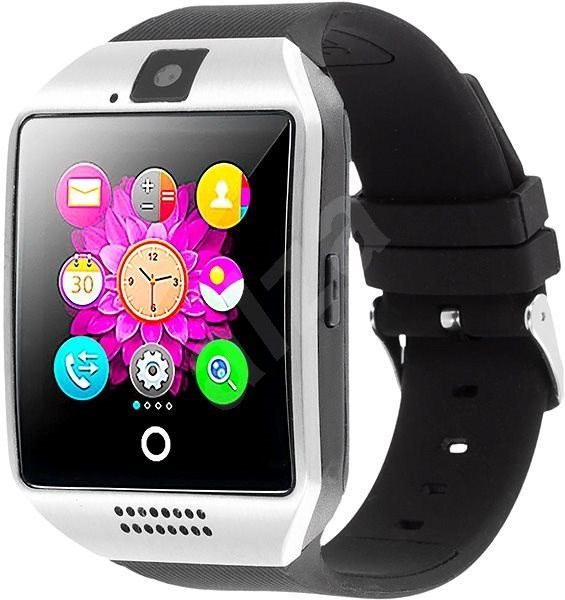 c88160a56 IMMAX SW7 strieborné - Smart hodinky   Alza.sk