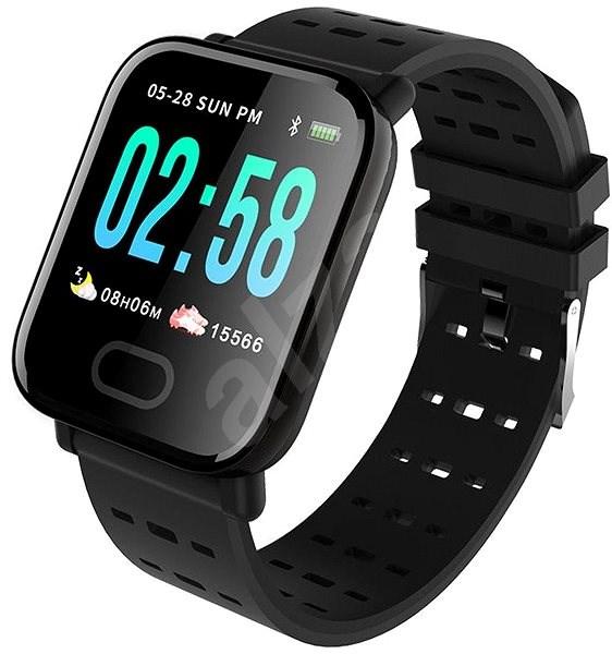 431ae8bd6 IMMAX SW11 čierne - Smart hodinky | Alza.sk