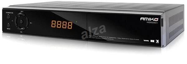 Amiko HD 8260+ CICXE - Satelitný prijímač