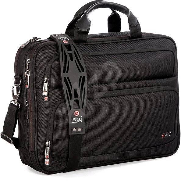 "44b9e28198 i-Stay 15.6""   up to 12"" laptop tablet Organiser bag Black - Taška ..."