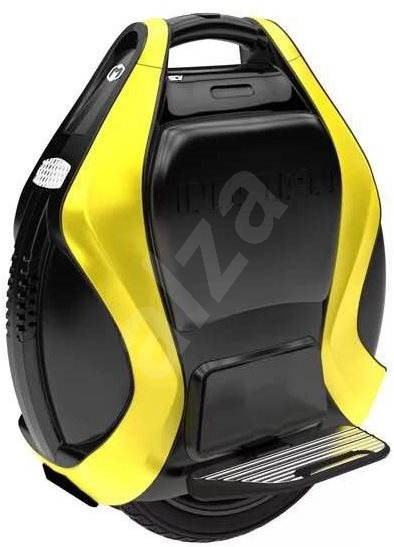 InMotion V3S yellow - Jednokolka