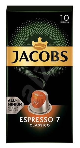 Jacobs Espresso Classico 10 ks - Kávové kapsuly