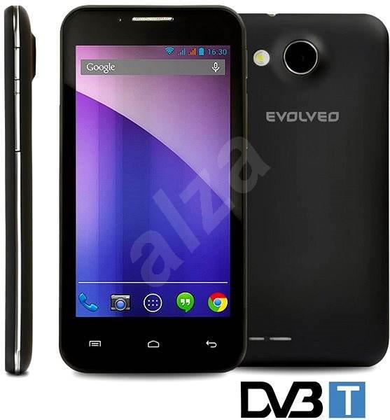 EVOLVEO XtraPhone 4.5 Q4 16GB DVB-T - Mobilný telefón