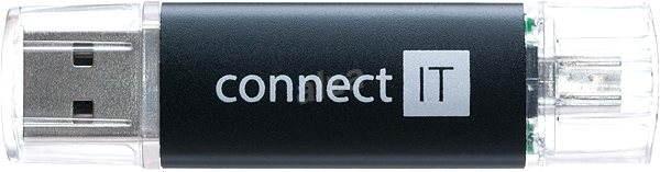 CONNECT IT 2v1 OTG FlashDrive 16GB - USB kľúč