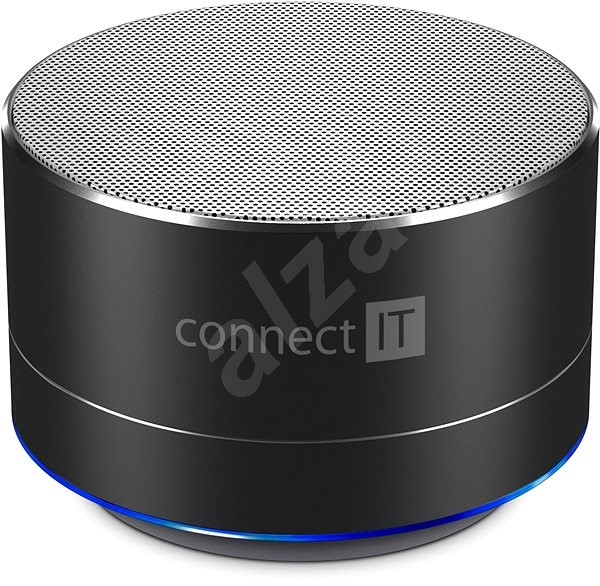 CONNECT IT Boom Box BS500BK Black - Bluetooth reproduktor