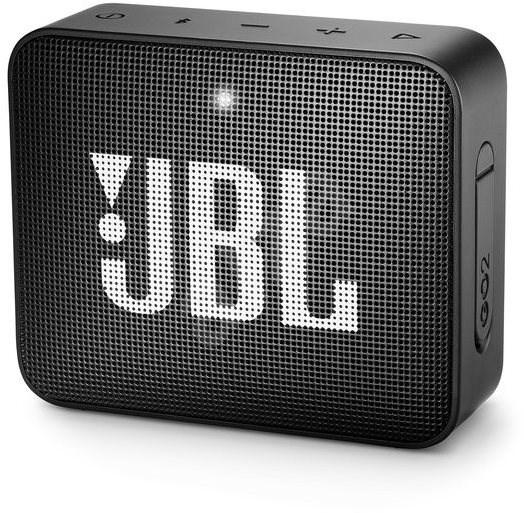 JBL GO 2 čierny - Bluetooth reproduktor