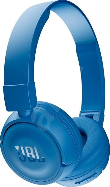 JBL T450BT modrá - Bezdrôtové slúchadlá