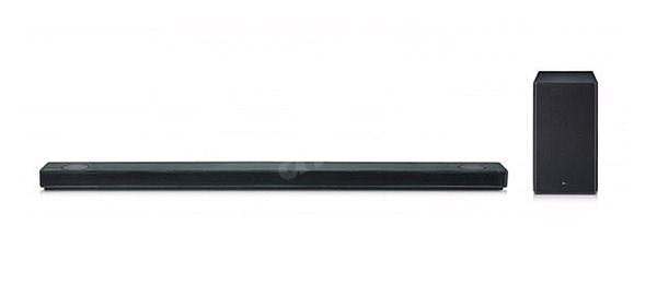 LG SK10Y čierny - SoundBar