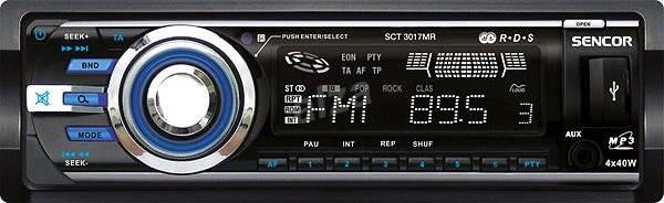 Sencor SCT 3017MR - Autorádio