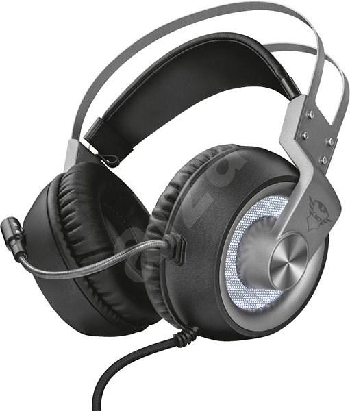 fe61016ea Trust GXT 435 Ironn 7.1 Gaming Headset - Herné slúchadlá | Alza.sk
