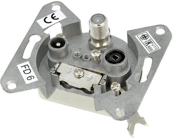 FD 6 - Zásuvka