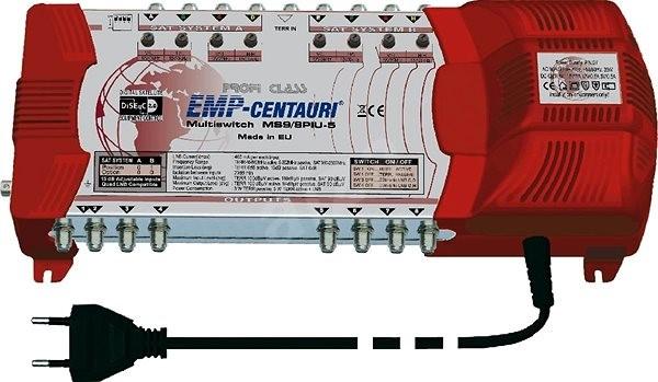 EMP-Centauri MS9/8PIU-5 - Prepínač