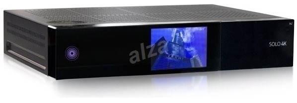 2d49bb19d VU+ Solo 4K - Satelitný prijímač | Alza.sk