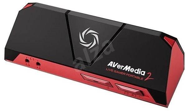 AVerMedia Live Gamer Portable 2 (GC510) - Externé záznamové zariadenie