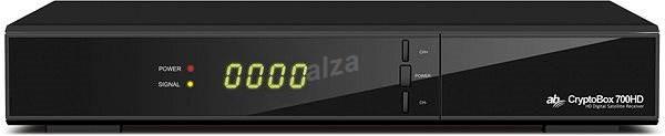 AB Combo Cryptobox 700HD - Satelitný prijímač
