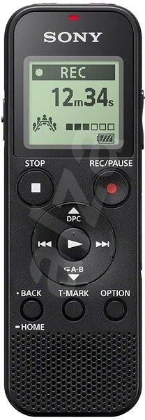 Sony ICD-PX370, čierny - Diktafón