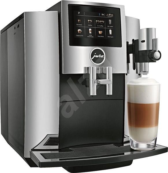 JURA S8 Chróm - Automatický kávovar