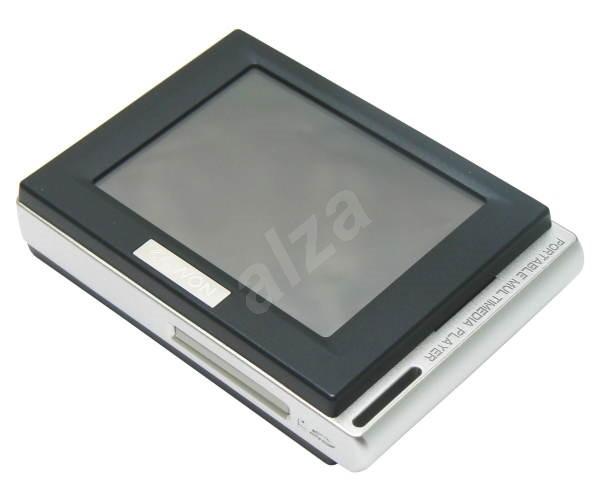 COWON D2 černý (black), 8GB - FLAC prehrávač