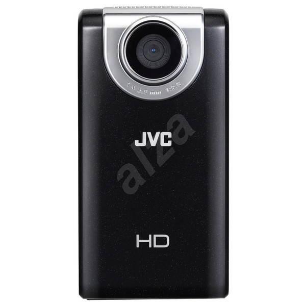 JVC GC-FM2BEU black - Digitální kamera