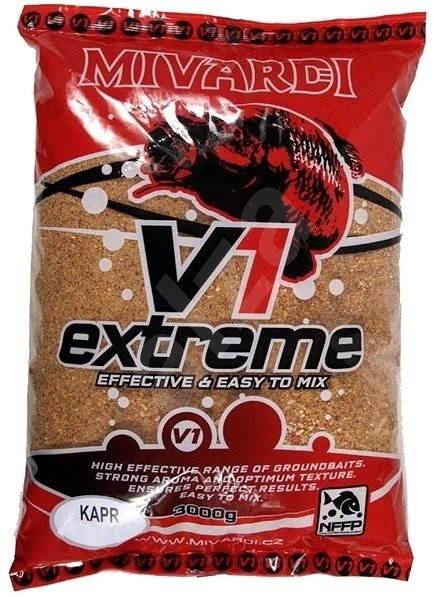 Mivardi – V1 Feeder Extra 3 kg - Vnadiaca zmes