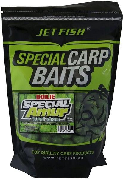 Jet Fish Boilies Special Amur, Vodná trstina 20 mm 800 g - Boilies