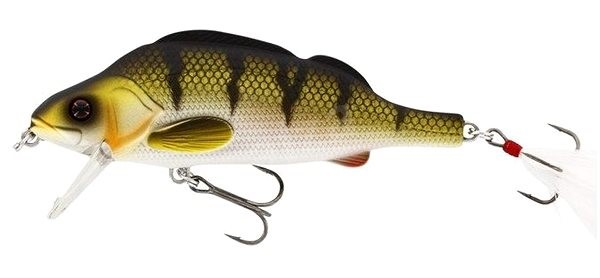 Westin – Wobler Percy the Perch (HL) 10 cm 20 g Floating Dull Perch - Wobler