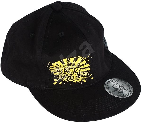e4b0a029c Black Cat Rapper Cap - Šiltovka | Alza.sk