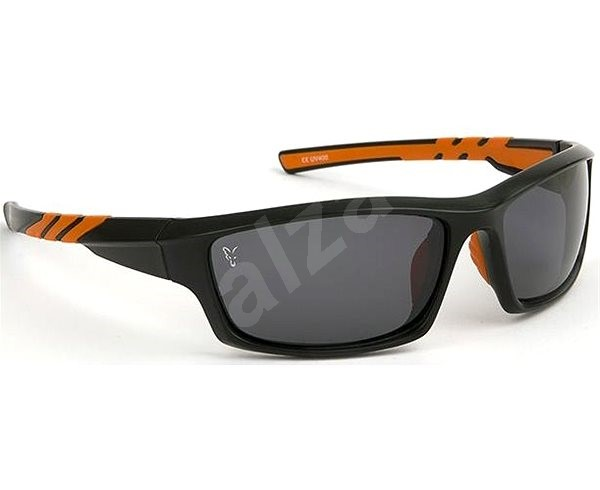 FOX Sunglasses Black   Orange Frame   Grey Lens - Okuliare  2ed5e85e4b2