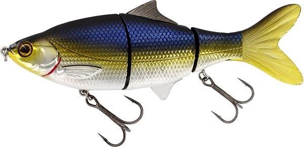 Westin Ricky the Roach (HL/SB) 15 cm 40 g Sinking Blue Glamour - Wobler